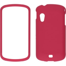 WIRELESS SOLUTIONS Soft Touch Snap-OnCase.  Brickhouse Red.
