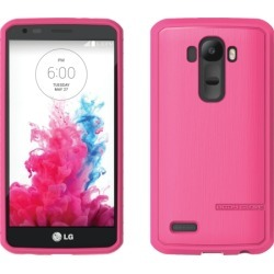 Body Glove - Satin Case for LG G4 - Cranberry