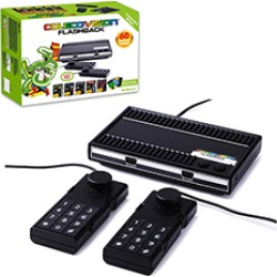 ColecoVision AtGames Flashback Classic Game Console with 2 Controllers