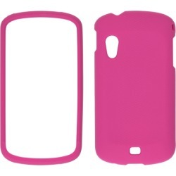 WIRELESS SOLUTIONS Soft Touch Snap-OnCase.  Plum pink.