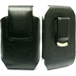 Cell Armor Vertical Pouch. Black for Large Phone