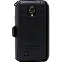Body Glove ToughSuit Rugged Series Case for Samsung Galaxy S4 (Black/Black)