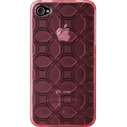 Case-Mate Gelli Flexible Yet Strong TPU Case for Apple iPhone 4/4S - Pink