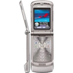 Motorola V3 Razr Cell Phone, Bluetooth, Camera, GSM Phone - Unlocked