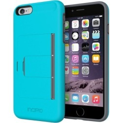 Incipio Stowaway Case Cover Apple iPhone 6 - Plus (Blue/Gray) - IPH-1201-BLUGRY