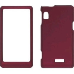 Motorola A955 A954 A956 A957 Droid 2 Soft Snap On Case - Red