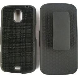Cell Armor Hybrid Case with Stand for Samsung I515 - Black