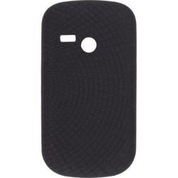 Ventev Radiant Silicone Gel Case for LG AN200, UN200 - Black found on Bargain Bro India from Unlimited Cellular for $9.99