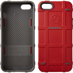 Apple iPhone 5 / 5S Magpul Bump Case - Red