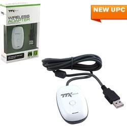 Xbox 360 - Adapter - Wireless - Gaming Receiver (TTX Tech)