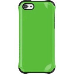 Ballistic - Aspira Painted Case for iPhone 5c - Green/Black