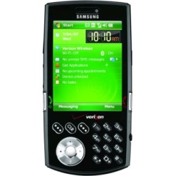 Samsung i760 Cell Phone, Video, Bluetooth  for Verizon