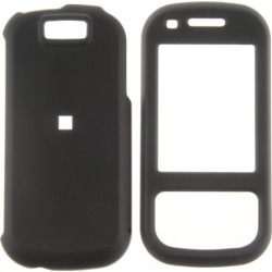 Samsung Exclaim M550 Rubberized Snap-On Case (Black) found on Bargain Bro India from Unlimited Cellular for $5.99