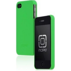 Incipio Feather Ultralight Hard Shell Case for Apple iPhone 4G/4S - Matte Neon Green