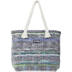 Large Beach Bag Eco-friendly - Beach Bag - Bamboo - Blue - Size OSFA - Vilebrequin found on Bargain Bro UK from Vilebrequin Europe