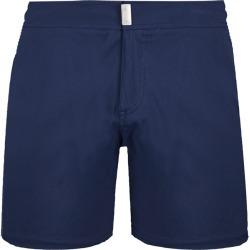 Men Flat Belt Stretch Swimwear Solid - Swimwear - Merise - Blue - Size XXL - Vilebrequin found on Bargain Bro from Vilebrequin Europe for £196