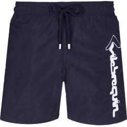 Men Swimwear Placed Embroidery Le Vilebrequin - Swimwears - Motu - Blue - Size XXL - Vilebrequin found on Bargain Bro UK from Vilebrequin EU & APAC