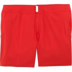 Men Flat Belt Stretch Swimwear Solid - Swimwear - Merise - Red - Size XXXL - Vilebrequin found on Bargain Bro from Vilebrequin Europe for £196