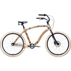 Vilebrequin X Materia Bikes - Limited And Numbered Edition - Vlo - Woodride - Beige - Size OSFA - Vilebrequin found on Bargain Bro UK from Vilebrequin Europe