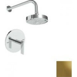 Newport Brass Priya Balanced Pressure Shower Trim Set 3-2484BP/03N Uncoated Polished Brass found on Bargain Bro from vintage tub & bath for USD $524.02