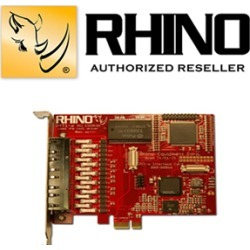 Rhino  R4T1-e 4T1 PCI Express Card found on Bargain Bro Philippines from voipsupply.com for $1299.00