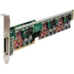 Sangoma Remora A40408DE 8FXS / 16FXO PCI Express Card with Echo Cancellation found on Bargain Bro Philippines from voipsupply.com for $2035.00