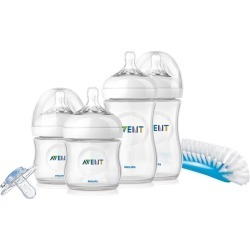 Set de Biberones Avent Recién Nacido 4 oz - 118 ml Blanco found on Bargain Bro India from walmartdirecto.mx for $91.81