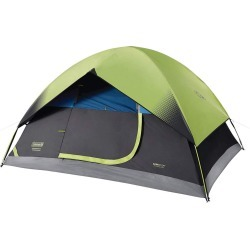 Tienda de Campaña Coleman Camping Fácil de Configurar 4 Personas Verde Coleman 2000032253 found on Bargain Bro India from walmartdirecto.mx for $278.09