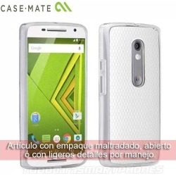 Funda CASE MATE Protector Moto X Play Transparente Naked Tough Case-Mate Case-Mate CM032765 found on Bargain Bro India from walmartdirecto.mx for $16.27