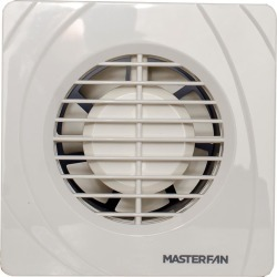 Extractor de aire Masterfan Inter 6 Pulgadas Decorativo Silencioso Blanco found on Bargain Bro India from walmartdirecto.mx for $47.81