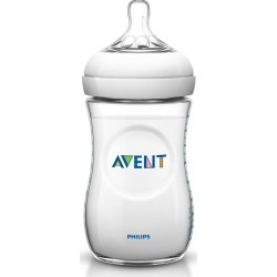 Biberón Avent Natural 8 oz - 240 ml Blanco found on Bargain Bro India from walmartdirecto.mx for $19.89