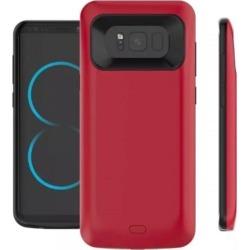 Cargador Funda Bateria Externa Galaxy S8 - Rojo Power Bank GADGETSMX62652 found on Bargain Bro India from walmartdirecto.mx for $57.00