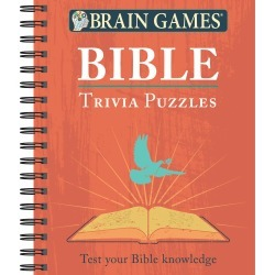 Bible Puzzles Brain Games - Trivia