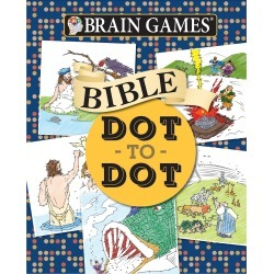 Bible Puzzles Brain Games - Dot to Dot