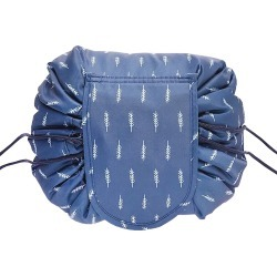 Portable Beauty Bag - Navy