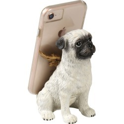 Pug Mobile Phone Holder