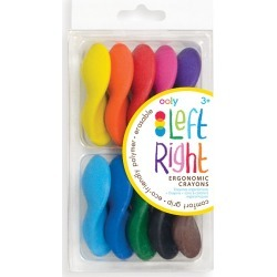 Ergonomic Crayons 20-pack
