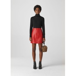 Leather A line Skirt found on Bargain Bro UK from Whistles