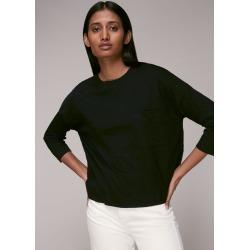 Whistles Women Cotton Pocket Top found on Bargain Bro UK from Whistles