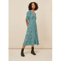 Midnight Meadow Floral Dress found on MODAPINS from Whistles for USD $168.30