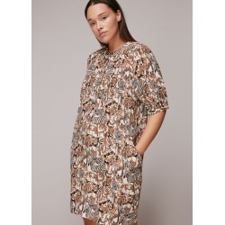 Whistles Women Camo Safari Print Dress found on Bargain Bro UK from Whistles
