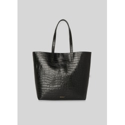 Denmark Unlined Croc Tote found on Bargain Bro UK from Whistles