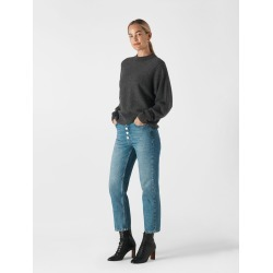 Hollie Button Front Jean found on Bargain Bro UK from Whistles