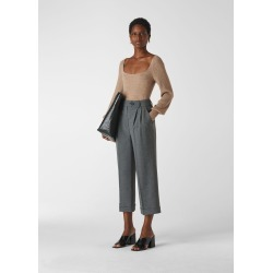 Turn Up Crop Trouser found on Bargain Bro UK from Whistles