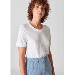 Rosa Double Trim T Shirt found on Bargain Bro UK from Whistles