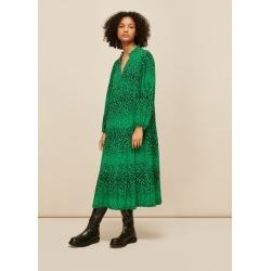 Whistles Women Speckled Animal Enora Dress found on Bargain Bro UK from Whistles