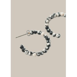 Marbled Bead Hoop found on Bargain Bro UK from Whistles