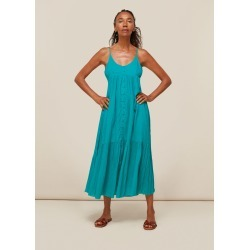 Trapeze Cotton Voile Dress found on Bargain Bro UK from Whistles