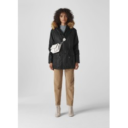Willow Waxy Parka found on Bargain Bro UK from Whistles