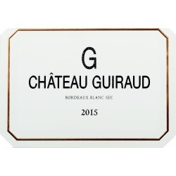 Chateau Guiraud 2015 G Bordeaux Blanc - Bordeaux Blends White Wine found on Bargain Bro India from Wine.com for $21.99